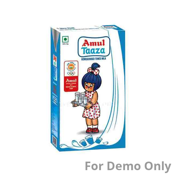 Amul Toned Milk