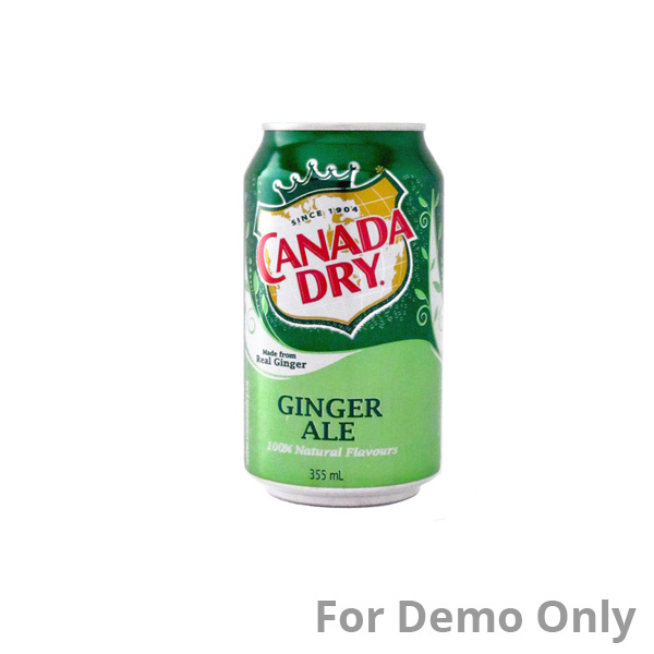 Canada Dry Ginger