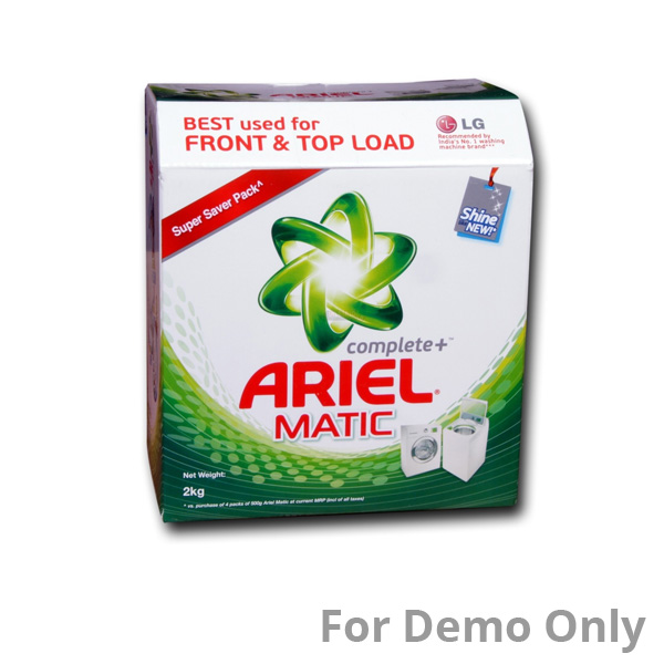Ariel Complete Matic