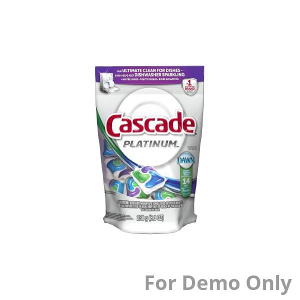 Cascade Dishwasher