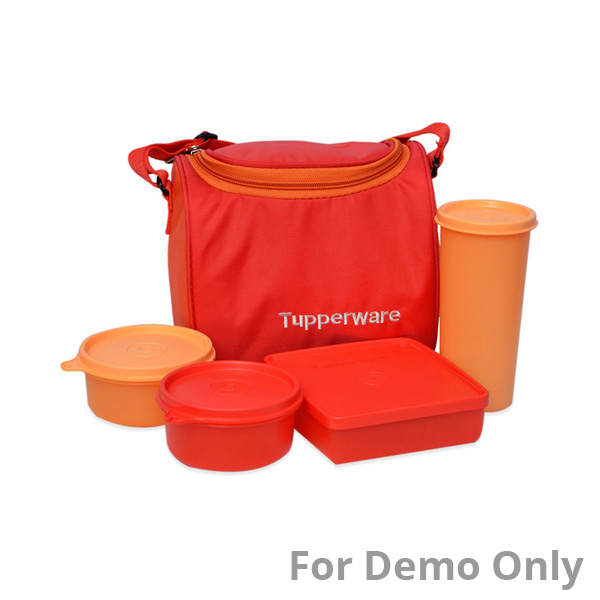 Tupperware Lunch