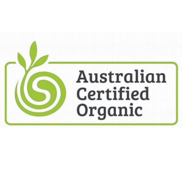 Australion certified organic