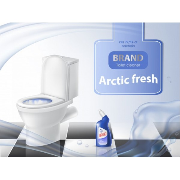 Toilet Cleaner - Ocean Fresh