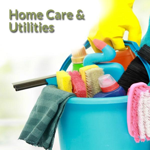 Home Care & Utilities